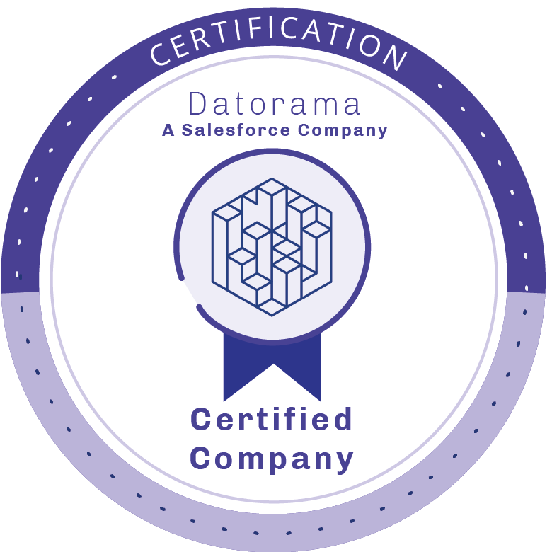 Datorama Partner Badge
